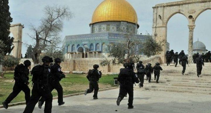 Donasi Untuk Para Penjaga Masjidil Aqsha