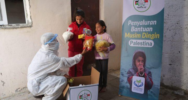 Bantuan Musim Dingin Untuk Palestina