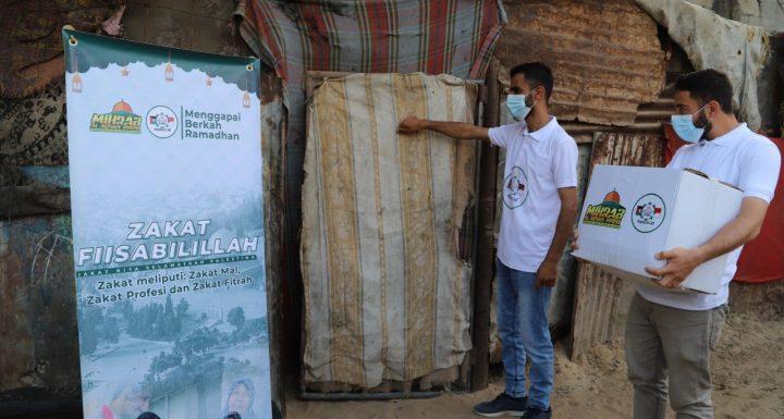 Sembako Untuk Palestina