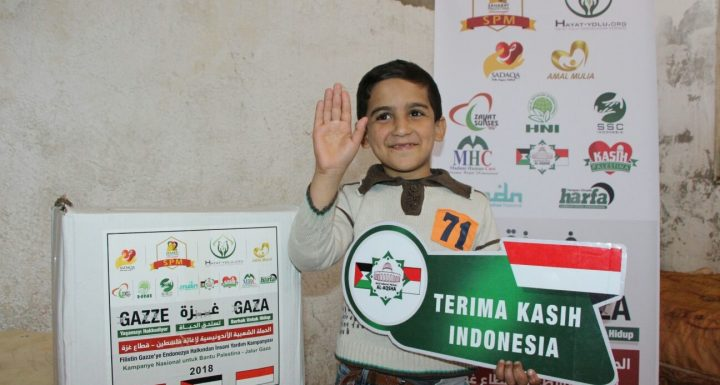 Anak Yatim Palestina